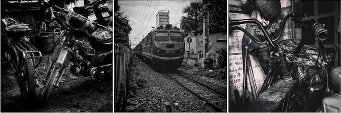 Việt Nam bình yên qua ống kính nhiếp ảnh gia người Thụy Sĩ