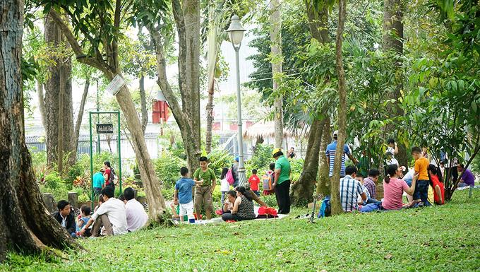 5 khu vui chơi cho trẻ em ở Sài Gòn ngày 1/6