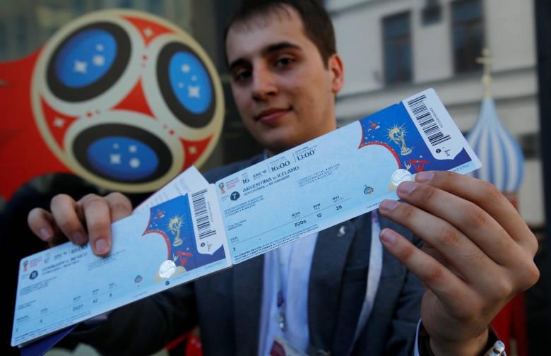 soccer worldcup tickets 1 1618 1527819084 - Người Nga tập cười, học tiếng Anh đón khách Tây dịp World Cup