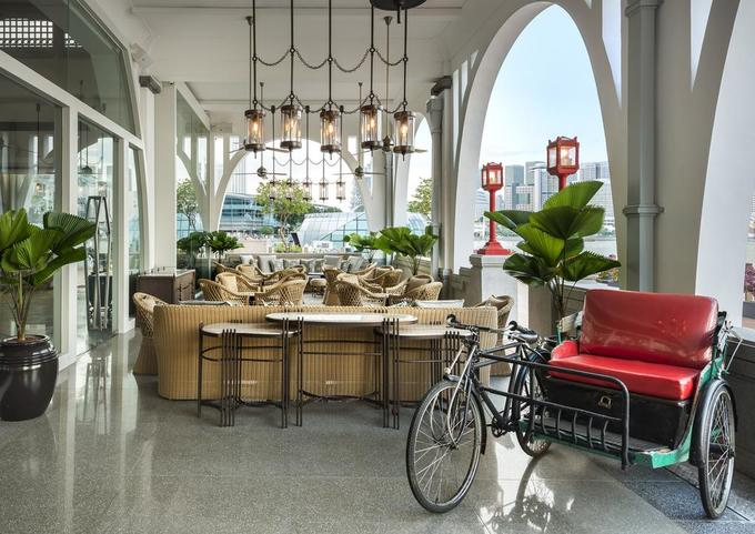 Bên trong khách sạn ông Kim Jong-un dự kiến lưu lại ở Singapore