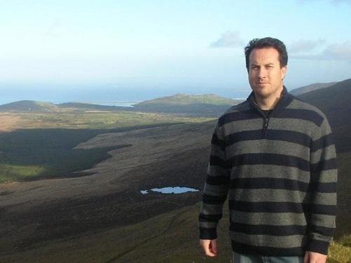 Ronan có cơ hội khám phá nhiều miền đất trên thế giới. Ảnh:Ronan OConnell.