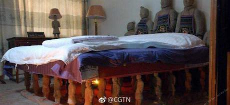 Giá thuê cho mỗi căn hộ một và hai phòng ngủ dao động từ 47-94 USD/ngày. Ảnh: SCMP.