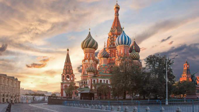 12 lý do khiến bạn nhất định tới Moskva hè này