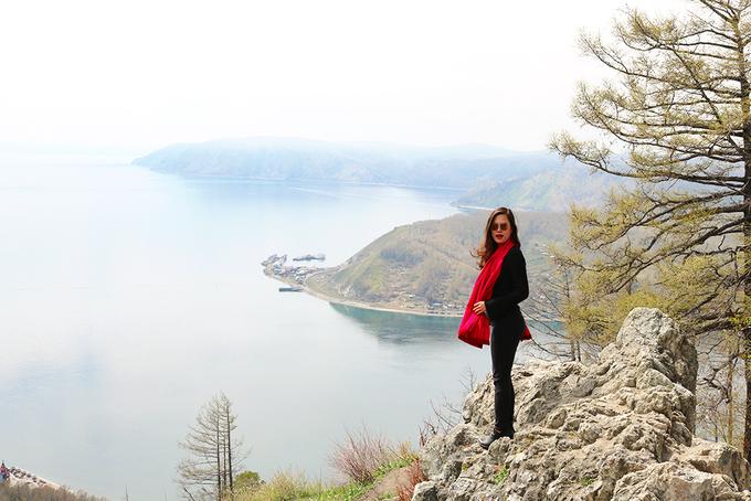 Mùa hè không tuyết của cô gái Hà Nội ở Siberia