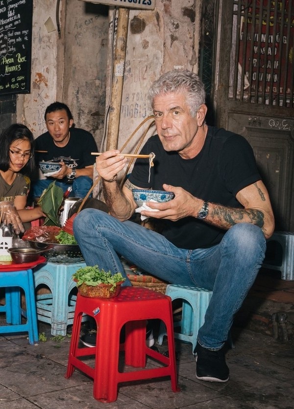 Những câu nói bất hủ của đầu bếp Mỹ Anthony Bourdain về du lịch