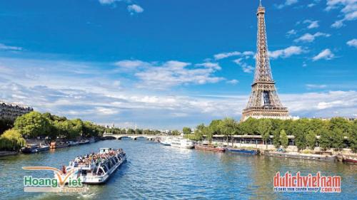 Du lịch châu Âu 7 ngày trọn gói từ 34,9 triệu đồng