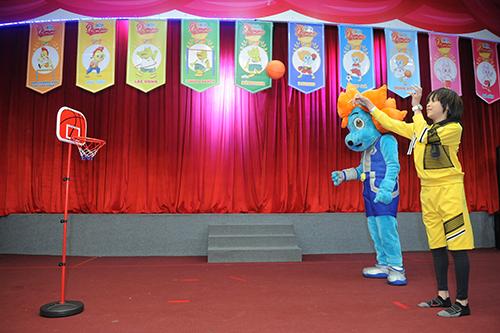 Olympic mùa hè tại Việt Nam dành riêng cho các bé - ảnh 3