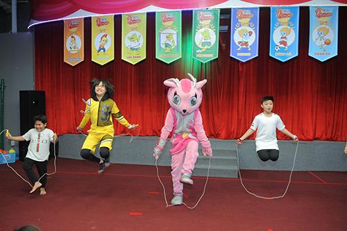 Olympic mùa hè tại Việt Nam dành riêng cho các bé - ảnh 4