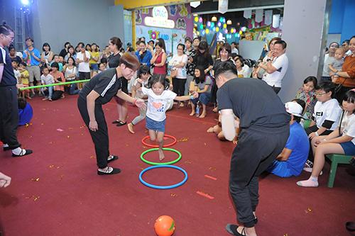 Olympic mùa hè tại Việt Nam dành riêng cho các bé - ảnh 5