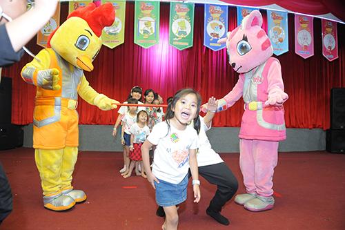 Olympic mùa hè tại Việt Nam dành riêng cho các bé - ảnh 2