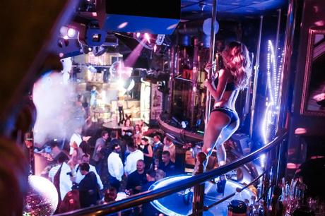 Leehy vọng, lượng khách đến hộp đêmít nhất sẽ gấp đôi, gấp ba lượng khách trong những ngày thường. Ảnh:Russian Voyages.