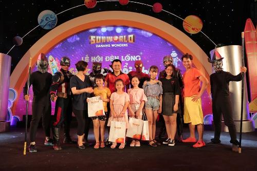 Bên trong lễ hội đèn lồng lớn nhất Đà Nẵng - ảnh 7