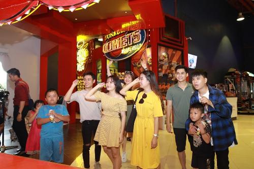 Bên trong lễ hội đèn lồng lớn nhất Đà Nẵng - ảnh 9