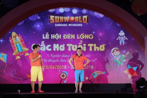 Bên trong lễ hội đèn lồng lớn nhất Đà Nẵng - ảnh 3