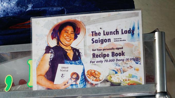 Quán ăn ở Sài Gòn từng được vua đầu bếp Authony đặt tên