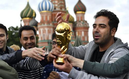 Việc có những đứa trẻ ra đời ngoài ý muốn sau mỗi lần Nga tổ chức các thế vận hội, sự kiện thể thao tầm cỡ thế giới luôn là điều khiến chính quyền nước này đau đầu. Ảnh:Telegraph
