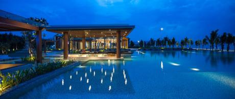 Quần thể khách sạn mới có thiết kế và thi công tốt nhất Việt Nam.