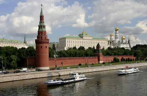 Qua thời gian, pháo đài đã nhiều lần đứng trước bờ vực sụp đổ trước các cuộc tấn công của Mông Cổ và các cuộc nội chiến, nhưng các hoàng tử của Moskva đã luôn biết cách đứng vững và dần củng cố năng lực. Ảnh: En.Wiki.