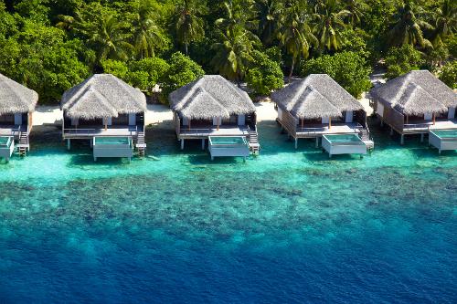 Khách sạn 5 sao ở Maldives