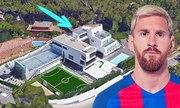 Vì sao máy bay không được bay qua nóc nhà của Messi?
