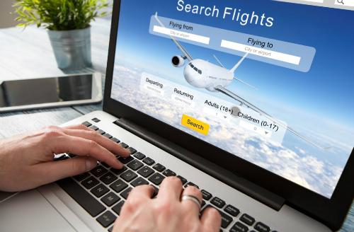 Vé giá rẻ trong dịp này chủ yếu là bay đi quốc tế.