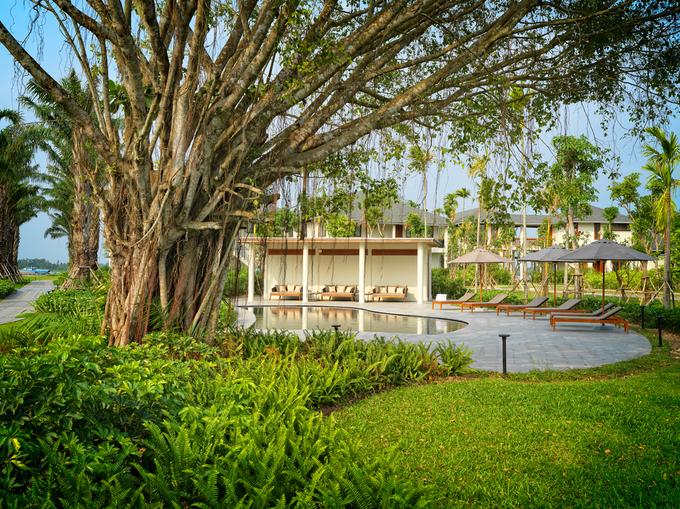 Sao Việt khám phá khu nghỉ dưỡng tại Cần Thơ