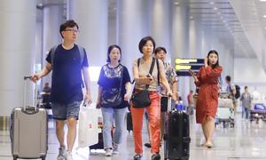 Khách Trung Quốc dẫn đầu thị trường du lịch Việt nửa đầu 2018