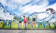 7 cấp độ mạo hiểm ở công viên giải trí hàng đầu Nha Trang