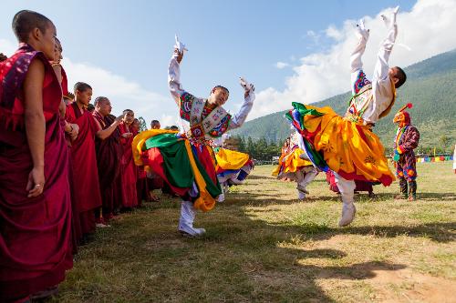 Bhutan - đất nước của những điều hạnh phúc.