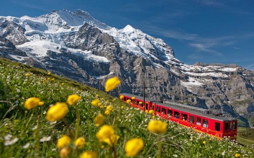 Thụy Sĩ, đẹp quên lối về.