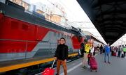Chuyến tàu miễn phí từ Saint Petersburg đến Moskva của chàng trai Sài Gòn