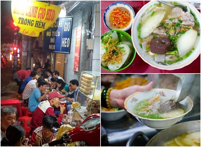 10 tiệm ăn đêm nhộn nhịp sau 23h cho dân Sài Gòn