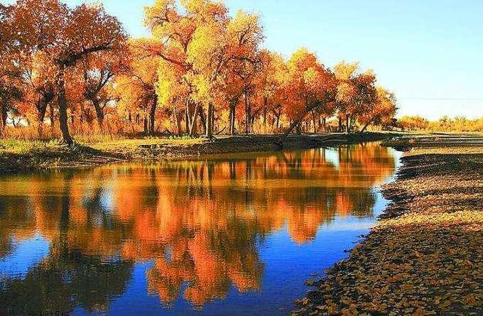 Cảnh sắc bốn mùa của thảo nguyên Nội Mông