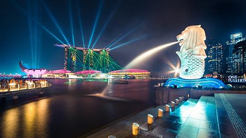 Biểu tượng của Singapore.