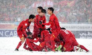 Khách Tây: Việt Nam có thể tham dự kỳ World Cup tiếp theo