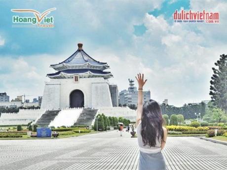 Nhà tưởng niệm Tưởng Giới Thạch.