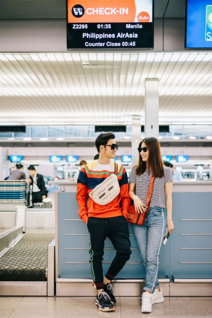 Không để phụ lòng người hâm mộ mình, Quang Vinh lại tiếp tục xách vali bắt đầu một hành trình trải nghiệm mới. Và chuyến đi này sẽ gấp đôi phần thú vị khi có sự đồng hành lần đầu tiên, vô cùng đặc biệt của cô nàng diễn viên Diễm My 9x.