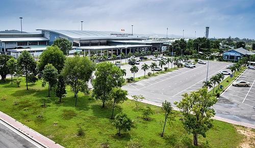 Sân bay quốc tế Cam Ranh.