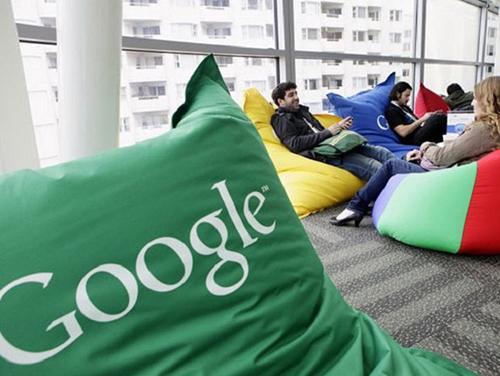 Google  Điển hình của một Tập đoàn có nền văn hóa doanh nghiệp tốt.
