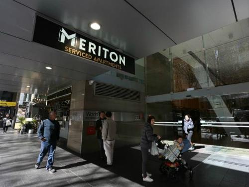Meriton là nhà phát triển bất động sản lớn và có uy tín tại Australia. Ảnh: News.
