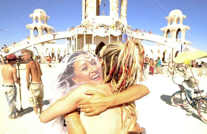 Burning Man - thế giới của những con người lập dị nhất