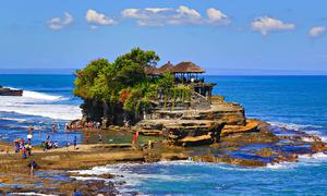 Ngôi đền ở Bali không dành cho những đôi uyên ương