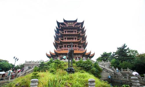 Hoàng Hạc Lâu, tượng đài thi ca của văn học Trung Quốc