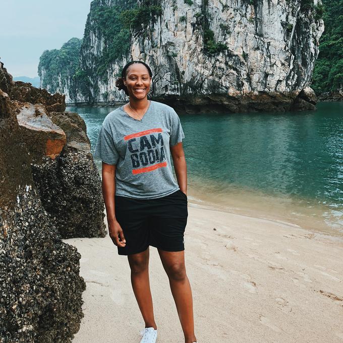 Việt Nam qua góc nhìn của huyền thoại bóng rổ nhà nghề Mỹ