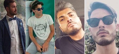 4 nạn nhân trong vụ sập cầu (từ trái qua):Gerardo Esposito,Matteo Bentornati, Giovanni Battilorovà Antonia Stanzione. Ảnh: Facebook.