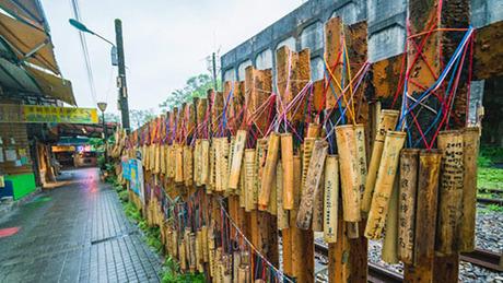 Ngôi làng gửi điều ước hàng đêm tới người chết ở Đài Loan - 2