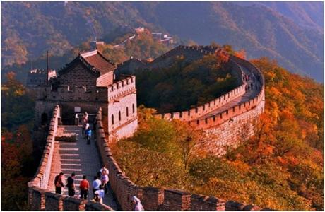 Vạn Lý Trường Thành, điểm đến ước mơ của bất kỳ du khách nào khi đến Trung Quốc.