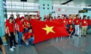 Hành trình 3.000 km của cổ động viên Việt Nam đến Indonesia