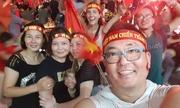 Khách Hàn Quốc ở Việt Nam: 'Không khí hệt như World Cup 2002'