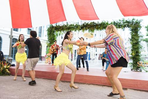 Cùng với sự kiện thông xe cao tốc Hạ Long  Hải Phòng, lễ hội Panafest  hải trình tiếp theo của chuỗi sự kiện 4 mùa hương sắc kì quan  Hải trình mùa hạ được tổ chức vào ngày 1/9 với âm hưởng đến từ lục địa đen, hứa hẹn sẽ hút du khách đến khu vực Shophouse và Boutique Shophouse.